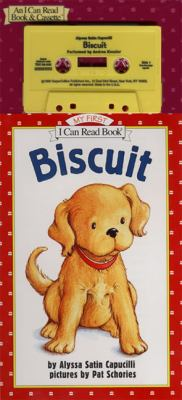 Biscuit Book and Tape [With * and *] 9780694701018