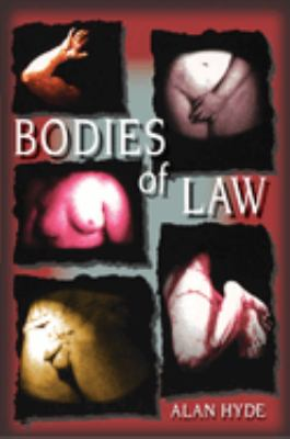 Bodies of Law 9780691012292