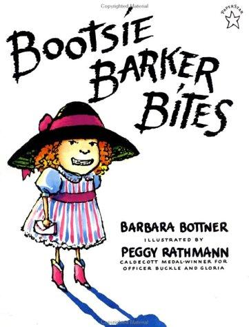 Bootsie Barker Bites - Bottner, Barbara