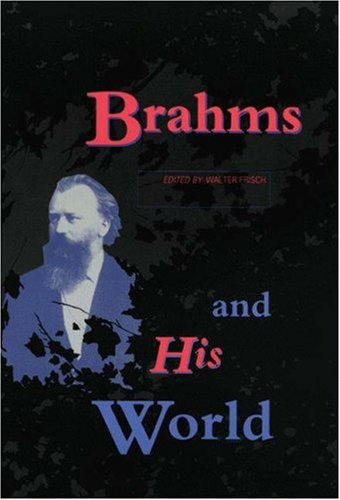 Brahms & His World 9780691027135
