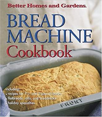 Bread Machine Cookbook 9780696213168
