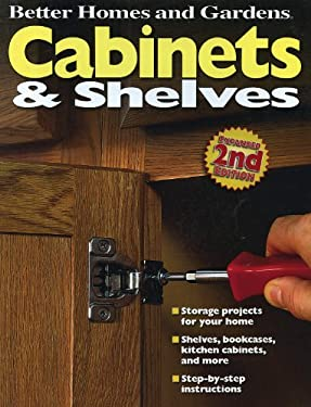 Cabinets and Shelves 9780696232978