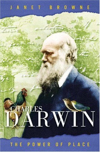 Charles Darwin: The Power of Place 9780691114392