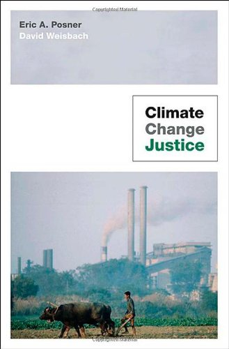Climate Change Justice 9780691137759