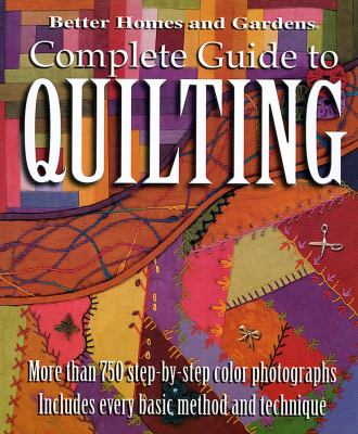 Complete Guide to Quilting 9780696218569