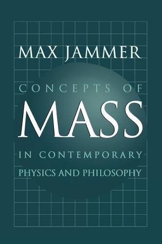 Concepts of Mass in Contemporary Physics and Philosophy 9780691144320