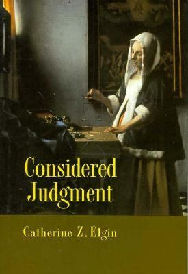 Considered Judgment 9780691028798