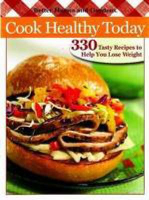 Cook Healthy Today 9780696241994