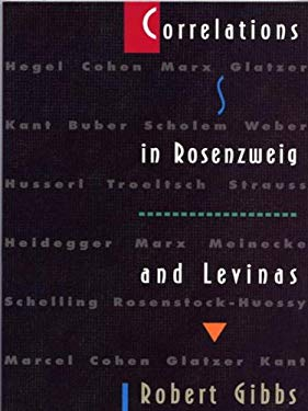 Correlations in Rosenzweig and Levinas 9780691074153