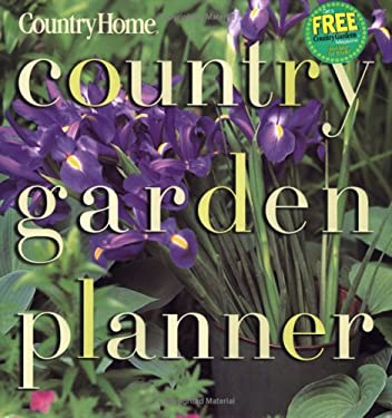 Country Garden Planner 9780696208485