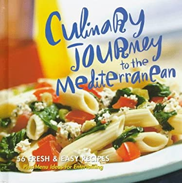 Culinary Journey to the Mediterranean 9780696207518