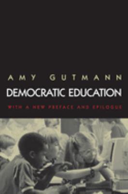 Democratic Education 9780691009162
