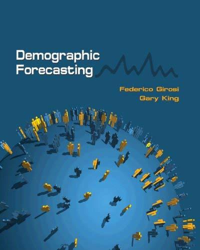 Demographic Forecasting 9780691130958