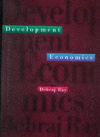 Development Economics 9780691017068