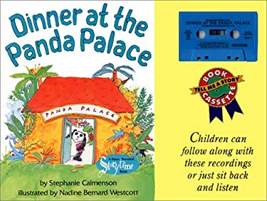 Dinner at the Panda Palace Book and Tape [With Book] 9780694700547