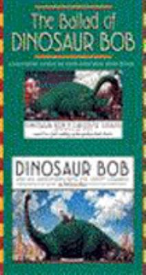 Dinosaur Bob Mini Book and Tape: Dinosaur Bob Mini Book and Tape 9780694700592