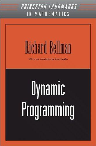 Dynamic Programming 9780691146683