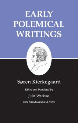 Early Polemical Writings 9780691073699