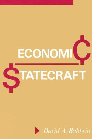 Economic Statecraft 9780691101750