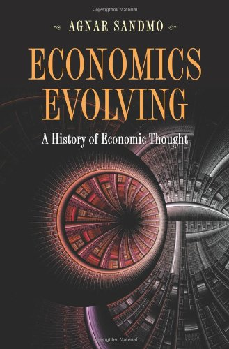 Economics Evolving: A History of Economic Thought 9780691148427