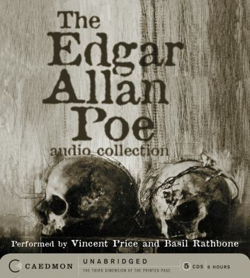 Edgar Allan Poe Audio Collection: Edgar Allan Poe Audio Collection 9780694524198