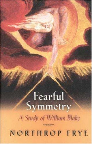 Fearful Symmetry: A Study of William Blake 9780691012919