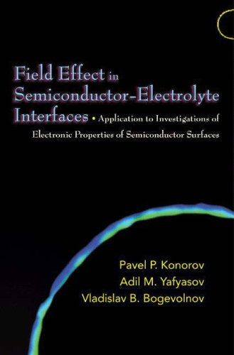 Field Effect in Semiconductor-Electrolyte Interfaces: Application to Investigations of Electronic Properties of Semiconductor Surfaces 9780691121765