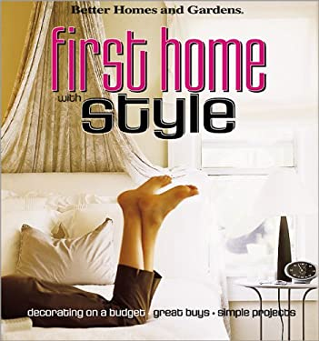 First Home with Style 9780696216305
