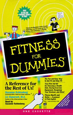 Fitness for Dummies: Fitness for Dummies 9780694518258