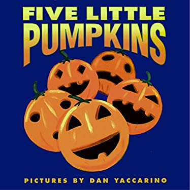 Five Little Pumpkins 9780694011773