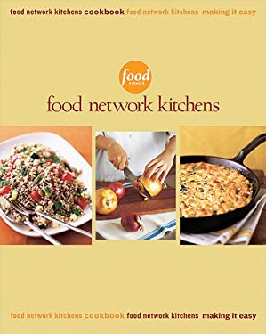 Food Network Kitchens Box Set: Food Network Kitchens Cookbook / Making It Easy 9780696228346