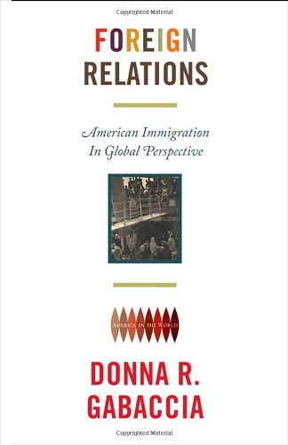 Foreign Relations: American Immigration in Global Perspective 9780691134192