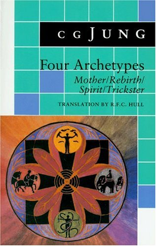 Four Archetypes.: From Vol. 9i Collected Works 9780691017662