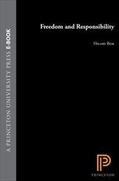 Freedom and Responsibility 2544487