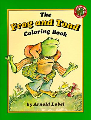 frog and toad arnold lobel coloring pages