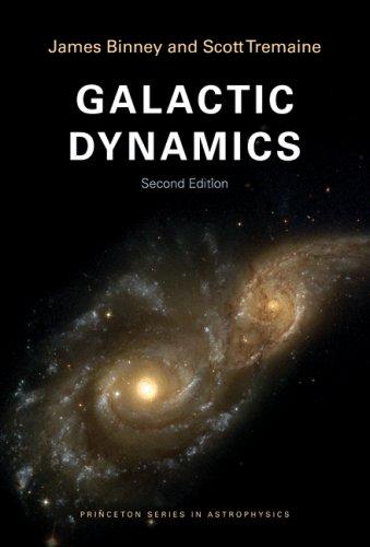 Galactic Dynamics 9780691130279