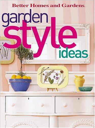 Garden Style Ideas 9780696215568