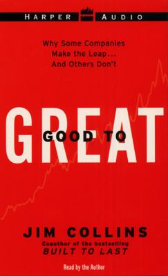Good to Great: Good to Great 9780694526079