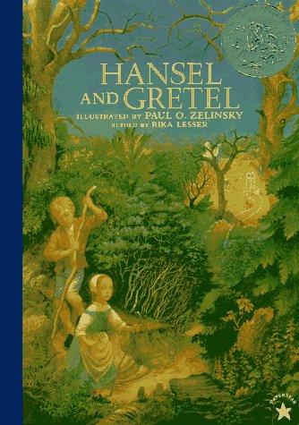 Hansel and Gretel - Lesser, Rika / Zelinsky, Paul