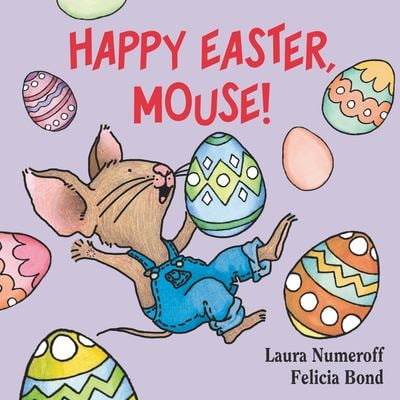 Happy Easter, Mouse! 9780694014224