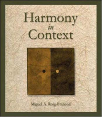 Harmony in Context 9780697354877