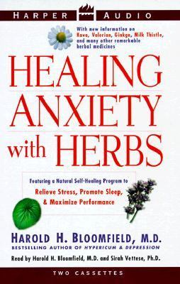 Healing Anxiety with Herbs 9780694519996