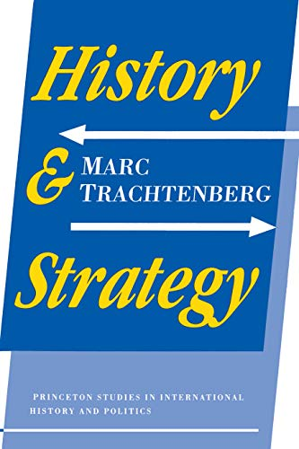 History and Strategy 9780691023434