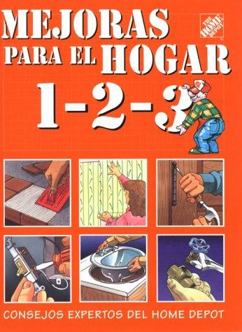 Home Improvement 1-2-3: Spanish Edition