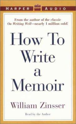How to Write a Memoir 9780694521661