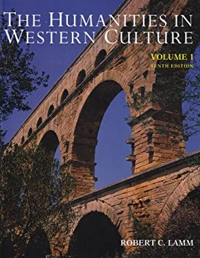 Humanities in Western Culture, Volume One 9780697254276