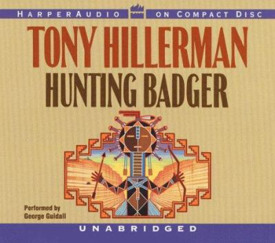 Hunting Badger CD: Hunting Badger CD 9780694522873