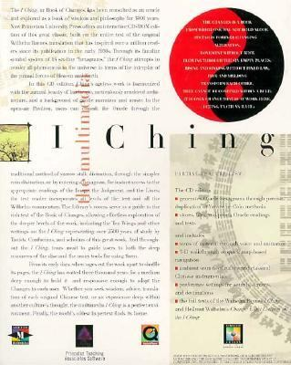 I Ching [With CDROM] 9780691012124