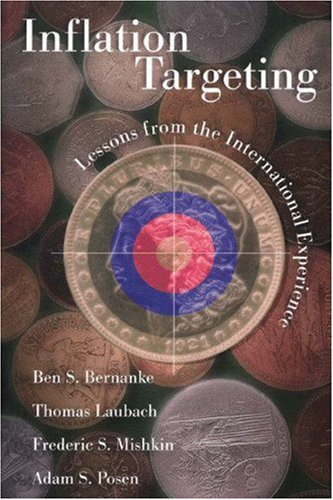 Inflation Targeting: Lessons from the International Experience 9780691086897