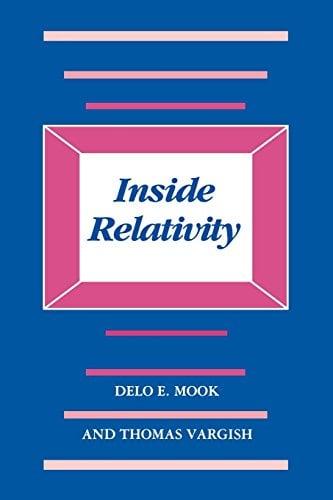 Inside Relativity - Mook, Delo E. / Vargish, Thomas